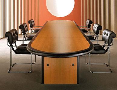 Итальянский стол для совещаний BIG фабрики I4 MARIANI