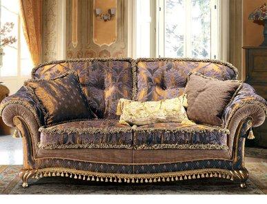 Итальянская мягкая мебель FLORENCE GINEVRA фабрики EGIDIO LUNARDELLI