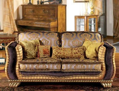 Итальянская мягкая мебель FLORENCE MIRO фабрики EGIDIO LUNARDELLI