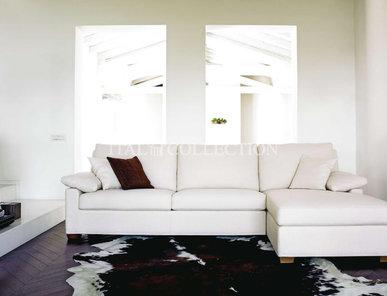 Итальянская мягкая мебель Demo фабрики Biba Salotti