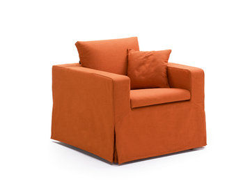 Итальянск кресло Clorinne фабрики Biba Salotti