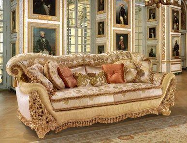 Итальянская мягкая мебель LUXURY BOLSBOI фабрики EGIDIO LUNARDELLI