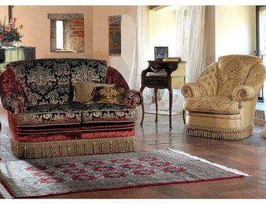 Итальянская мягкая мебель PALAIS ROYAL LIMOGES фабрики EGIDIO LUNARDELLI