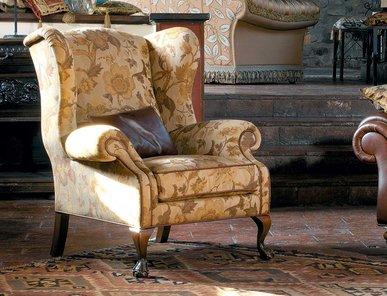 Итальянское кресло PALAIS MADAMA OXFORD фабрики EGIDIO LUNARDELLI