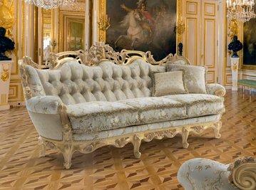 Итальянская мягкая мебель REALE LIBERTY фабрики EGIDIO LUNARDELLI