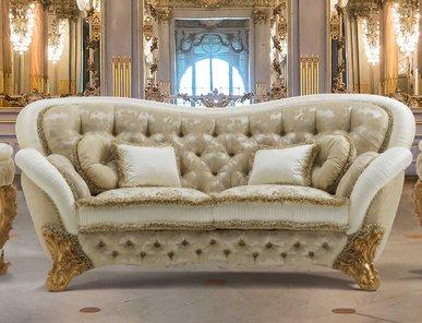 Итальянская мягкая мебель REALE CURANDOT фабрики EGIDIO LUNARDELLI