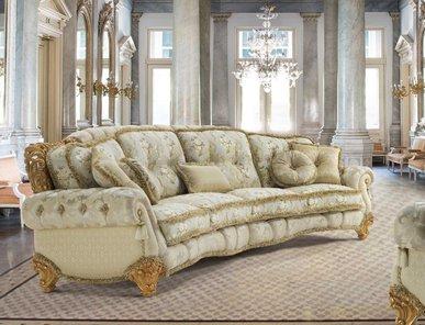 Итальянская мягкая мебель REALE ETOILE фабрики EGIDIO LUNARDELLI