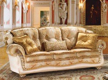 Итальянская мягкая мебель SAVOY фабрики EGIDIO LUNARDELLI