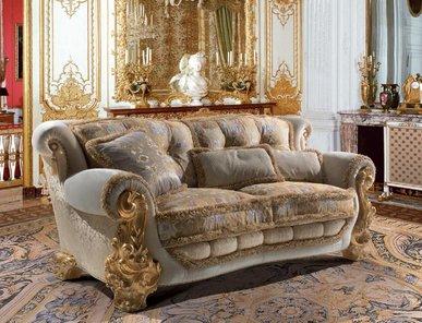 Итальянская мягкая мебель TIFFANY фабрики EGIDIO LUNARDELLI