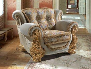 Итальянское кресло TIFFANY фабрики EGIDIO LUNARDELLI