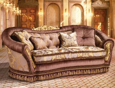 Итальянская мягкая мебель VANITY фабрики EGIDIO LUNARDELLI
