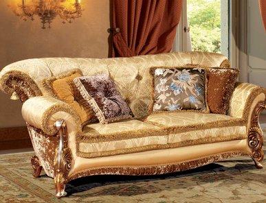 Итальянская мягкая мебель VENICE HERMITAGE фабрики EGIDIO LUNARDELLI
