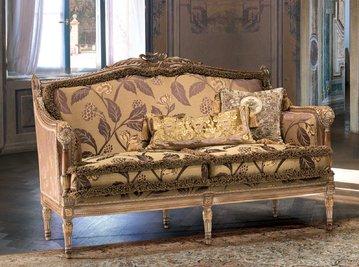 Итальянская мягкая мебель VENICE PRAGA фабрики EGIDIO LUNARDELLI