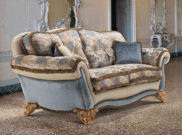 Итальянская мягкая мебель VILLA BORGESE MILORD фабрики EGIDIO LUNARDELLI