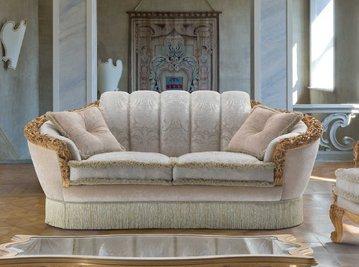Итальянская мягкая мебель VILLA BORGESE GLAMOUR фабрики EGIDIO LUNARDELLI