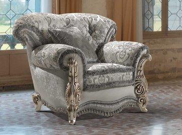 Итальянское кресло VILLA CONTARINI HERMITAGE фабрики EGIDIO LUNARDELLI