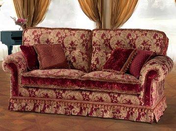 Итальянская мягкая мебель VILLA DORIA BYRON фабрики EGIDIO LUNARDELLI