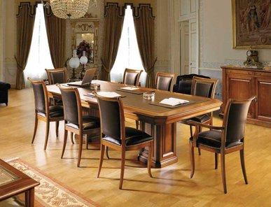 Испанский стол для переговоров PADOVA фабрики ALPUCH