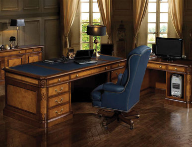 Испанский письменный стол EMBASSADOR фабрики ALPUCH