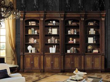 Испанский книжный шкаф PRESIDENT фабрики ALPUCH