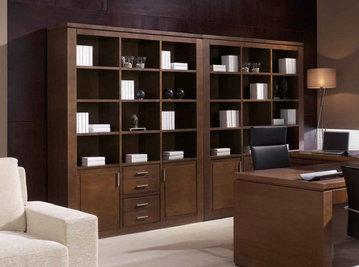 Испанский книжный шкаф ARGOS фабрики ALPUCH