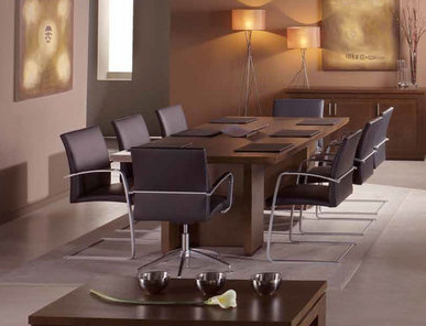 Испанский стол для переговоров ARGOS фабрики ALPUCH
