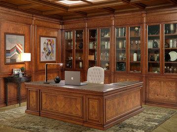 Испанский письменный стол PARLAMENT фабрики ALPUCH