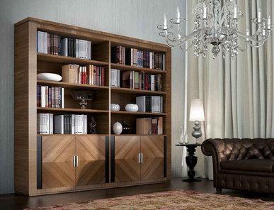 Испанский книжный шкаф VERSUS фабрики ALPUCH