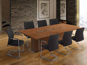 Испанский стол для переговоров VERSUS фабрики ALPUCH