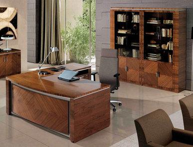 Испанский письменный стол VERSUS фабрики ALPUCH