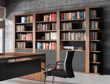 Испанский книжный шкаф VERSUS PLUS фабрики ALPUCH