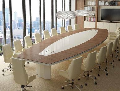 Испанский стол для переговоров VERSUS PLUS фабрики ALPUCH