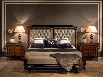 Испанская кровать NANTES фабрики MARINER