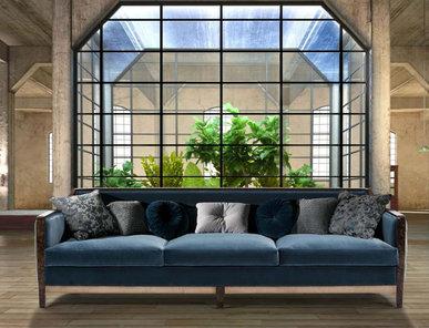 Испанская мягкая мебель ASCOT фабрики MARINER