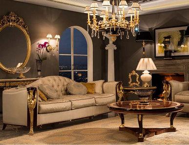 Испанская мягкая мебель 50401 фабрики MARINER