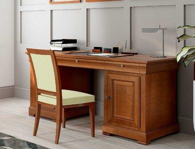 Итальянский письменный стол CONSTANTIA 6500 фабрики SELVA TIMELESS