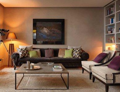 Итальянская мягкая мебель CHRYSLER фабрики SELVA TIMELESS