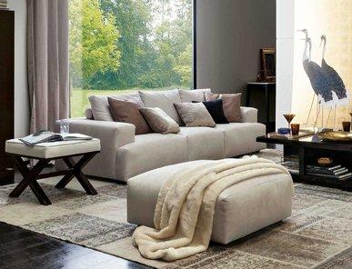 Итальянская мягкая мебель INDIGO фабрики SELVA TIMELESS