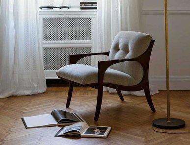 Итальянское кресло BRIDGE фабрики SELVA TIMELESS