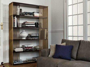Итальянский книжный шкаф EMPIRE фабрики SELVA TIMELESS