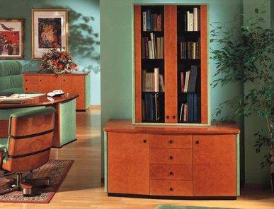 Итальянский книжный шкаф ANTARES фабрики R.A. MOBILI S.P.A.
