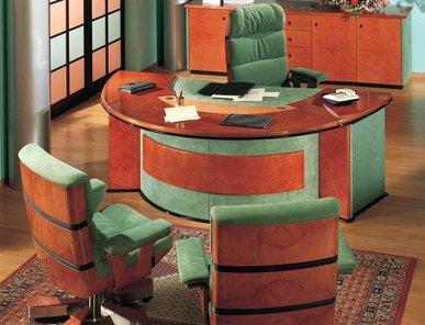 Итальянский письменный стол ANTARES фабрики R.A. MOBILI S.P.A.