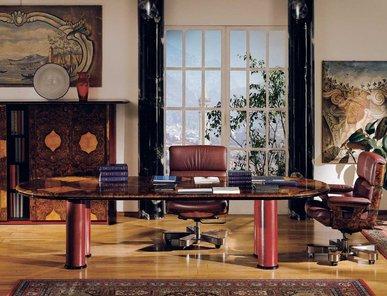 Итальянский стол для переговоров ATHENA фабрики R.A. MOBILI S.P.A.