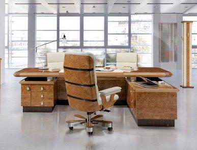 Итальянский письменный стол APOLLO фабрики R.A. MOBILI S.P.A.