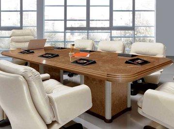 Итальянский стол для переговоров APOLLO фабрики R.A. MOBILI S.P.A.