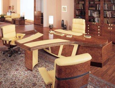 Итальянский письменный стол FALCON фабрики R.A. MOBILI S.P.A.