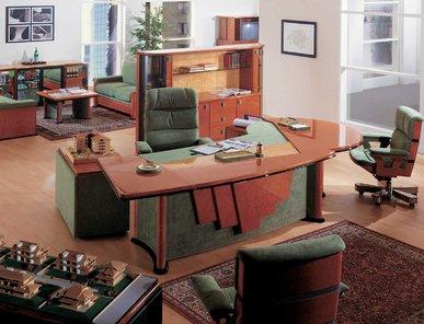 Итальянский письменный стол ORION фабрики R.A. MOBILI S.P.A.