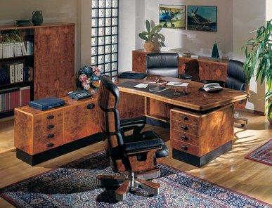 Итальянский письменный стол PRESIDENT фабрики R.A. MOBILI S.P.A.