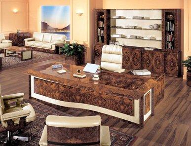 Итальянский письменный стол PRIVELEGE фабрики R.A. MOBILI S.P.A.
