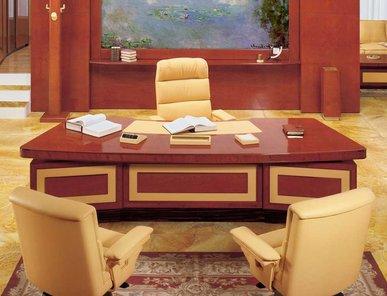 Итальянский письменный стол SATURNO фабрики R.A. MOBILI S.P.A.